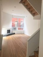 Ideal Greenwich Village location Lofty Pre-war Landmark Bldg. Newly Renov Large 1 BR with WB Fplc & PT Drmn at The Villager. NO FEE