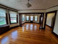 3 Bedroom in front of Quincy Adams Station (Red Line)