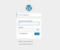 Website data entry