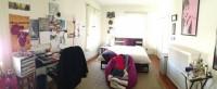 Huge, sunny, beautiful bedroom in a  2 bedroom apartment (start date flexible)