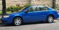2004 Saturn Ion-2: Sporty Compact Car, Excellent Condition!