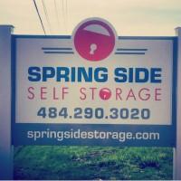 Storage Units & Outdoor Parking Spaces