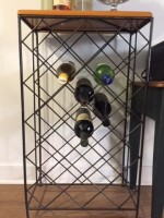 Wine Rack for sale $20 or best offer