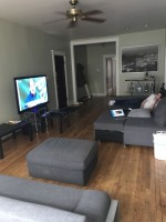 Subleasing room in 4 bedroom (or entire apartment)