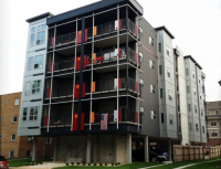Modern 2 Bedroom 2 Bathroom Apartment Spring 2019 Sublease (Entire Apartment Available)