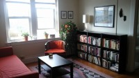 Sublet available from July 1 through 2018-19 academic year