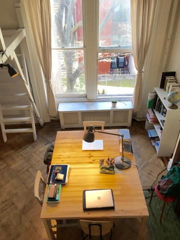Bright Studio right by Columbia campus
