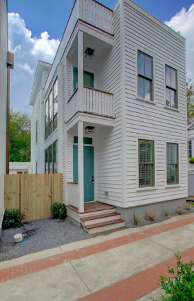 Brand New, Luxurious 3 bed 3 1/2 bath with roof deck and back yard downtown