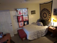 Bedroom with personal bath and walk in closet! (Sublease until June)