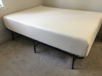 Full Mattress and Frame