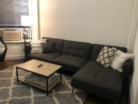 Whole Apartment for Sublet Common Areas Furnished