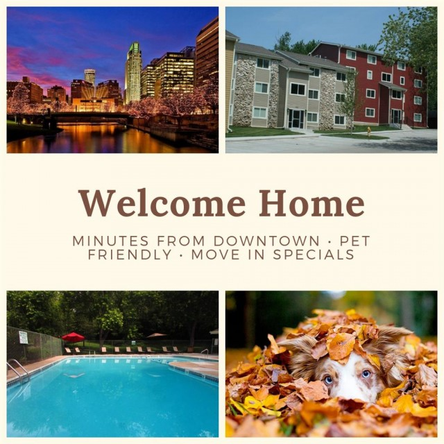 Weekly Move in Specials at Parkwild Apts!!!