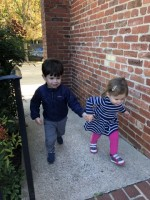 Long Term Part-Time (Mon, Wed) Nanny in South Arlington