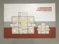 4BD/4BA Apartment - One North