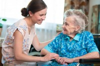 Care Giver is needed $35/40 per Hour