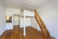 Newly Renovated Studio with Loft in Landmark Pre-war Bldg w/Elevator and PT Doorman. NO FEE.
