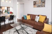 Subleasing room in a two bedroom of one bed apartment