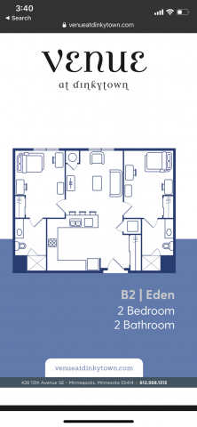 Private or Shared Room in a 2B/2Ba