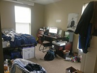 1 bed, 1 bath in four person suite on North Campus