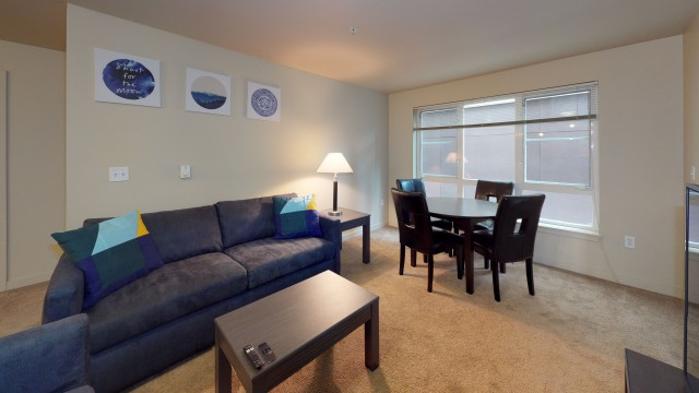 Fully Furnished Student and Intern Housing
