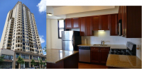 2-BD/2-BA condo in South Loop available 8/1