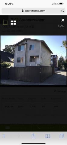 1015 E Jefferson St Seattle, WA 98122