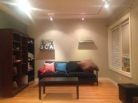 1 month sublet available in beautiful Hyde Park $600 (utilities included)