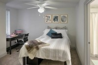 For sublease: furnished apartment, available through July 31st
