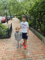 Part Time Sitter in the South End
