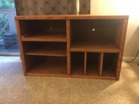 TV stand(Moving out sales)