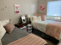 Looking for a sub-letter for one bedroom for January through August