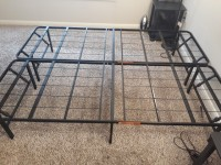 BedFrame and Mattress for sale
