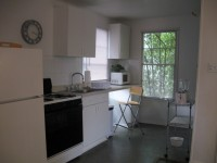 Charming, furnished garage apartment, all utilities paid