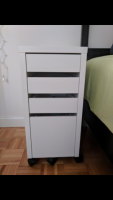 Alex drawer unit from IKEA