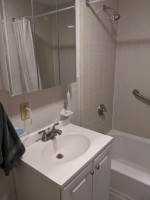 Subletting 1BR in 2BR/1BA