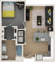 New 6 month sublet