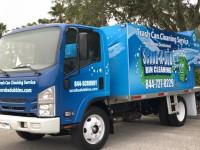 Truck Driver/Trash Bin Cleaning