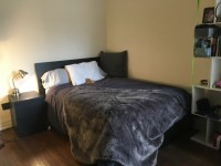 BIG room in 4 bedroom apartment available for summer sublet