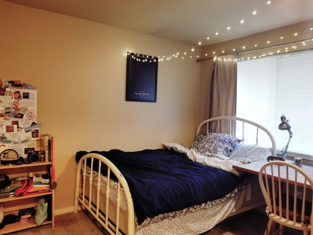 Beautifully furnished Spring Quarter sublet - all utilities included; available starting 3/20/18