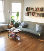 Spacious and Sunny Summer Sublet