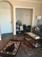 1BR Sublease (53rd/Kenwood) with Flexible Starting/Ending Date (6/1-9/30)