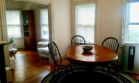 $650 Furnished 1BR in nice 4BR, East Side nr Brown/RISD, grad student 9/1