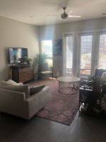 Large 1 BR Apartment available- ideal for petowners!