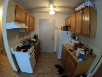 Subleasing one bedroom in two bedrooms apartment on 212 Marion St.