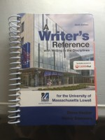 UML A Writer's Reference with Writing in the Disciplines (w/LaunchPad Access)