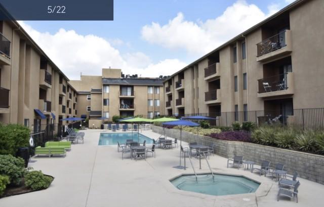 Northridge Gardens Apartments Across from CSUN