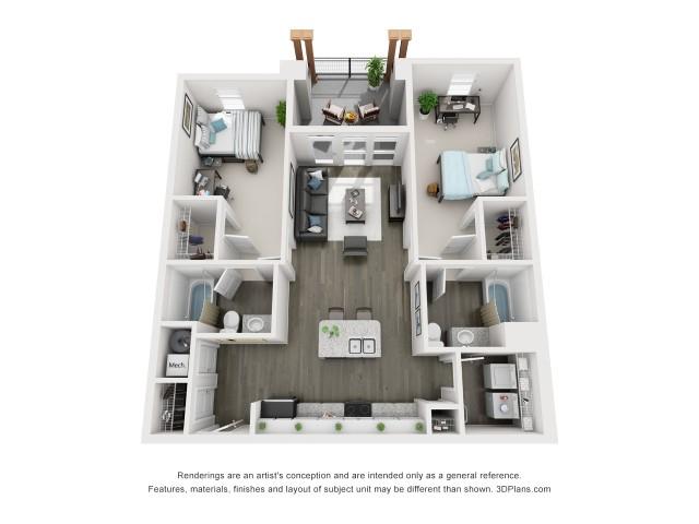 Urban Enclave 1x1