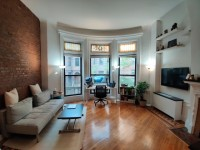 SUBLET: Extra large LOFT studio with WASHER/DRYER, 14-ft high ceilings, tons of natural light
