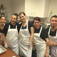 Food server & food prep team