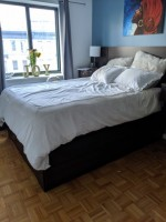 Storage Platform Bed - Unbeatable price Must go this weekend